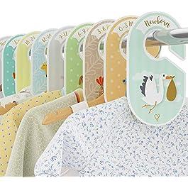 divisori per armadio - grucce baby