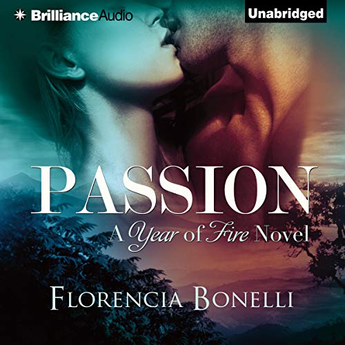 Passion audiobook cover art