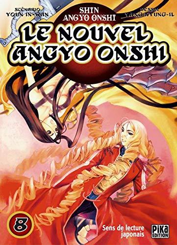Le nouvel Angyo Onshi, tome 8