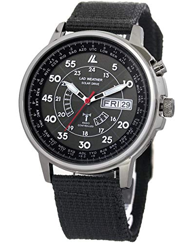 Lad Weather Radio Controlled Watch...