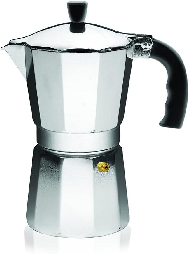 Imusa Stovetop Espresso Max 70% OFF Oklahoma City Mall Maker Cup 12 Silver