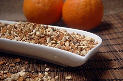 Naturix24 – Orangenschalen geschnitten – 1 Kg-Beutel