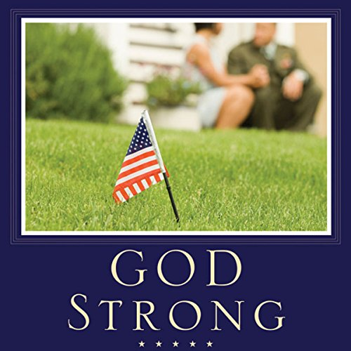 God Strong audiobook cover art