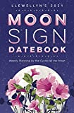 Llewellyn's 2021 Moon Sign Datebook: Weekly Planning by the Cycles of the Moon