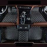 Estera del Piso del Coche para Usado para Custom Car Tapetes for BMW X7-6 Asientos Impermeable Antideslizante de Piel Liner Set, BMW X7-7 Asientos Estera del Coche