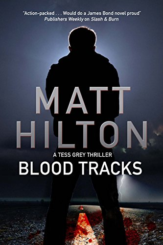 Blood Tracks: A New Action Adventure Series Set in Louisiana (A Tess Grey Thriller, Band 1)