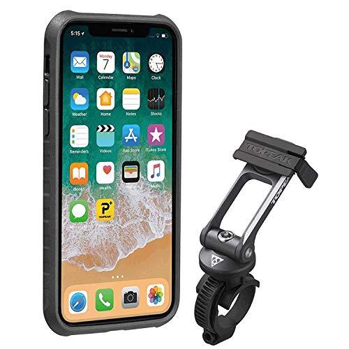 Topeak Unisex– Erwachsene Smartphone-Hüllen: RideCase, schwarz, 14,9cm
