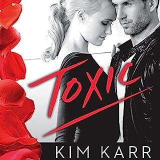 Toxic audiobook cover art