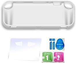 Andoer Substituição da capa protetora fosca de TPU macia para Nintendo Switch Lite Cover Skin Acessórios com 4 slots para ...
