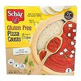 Schar Pizza Crusts Single Box Gluten Free -- 10.6 Oz Each / 4pack4