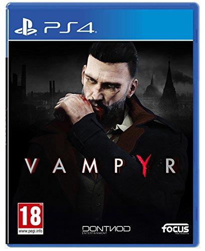 Koch Media Vampyr vídeo - Juego (PlayStation 4, Acción / Aventura, M (Maduro))