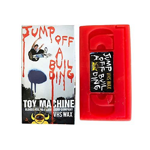 Toy Machine Skatewachs VHS Jump Off A Building