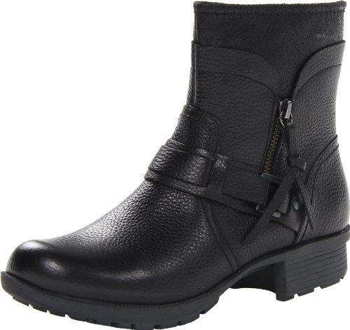 Clarks Riddle Avant Womens Black Leather Boot 5.5-Medium