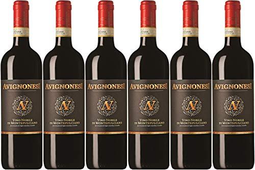 Avignonesi Vino Nobile Di Montepulciano DOCG 2014/2015, 6er Pack (6 x 0.75 l)
