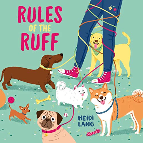 Rules of the Ruff  By  cover art