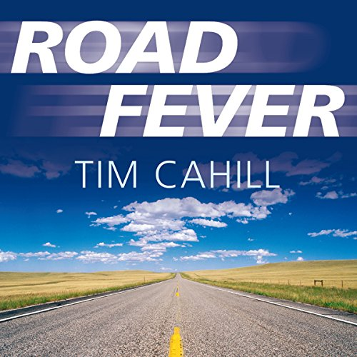 Road Fever audiobook cover art