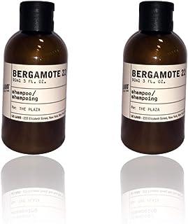 Le Labo Bergamote 22 Shampoo - lot of 2 - each 3oz bottles. Total of 6oz