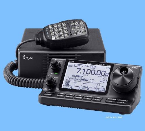 アイコム IC-7100 HF+50MHz+144MHz+430MHz〈SSB・CW・RTTY・AM・FM・DV〉100W トランシーバー