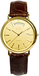 Orologio UNOAERRE 277 in oro 18 K 750 classico