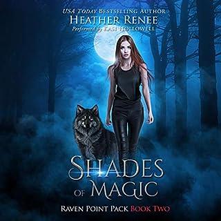 Shades of Magic audiobook cover art