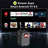 Zoom IMG-1 proiettore smart android tv 9