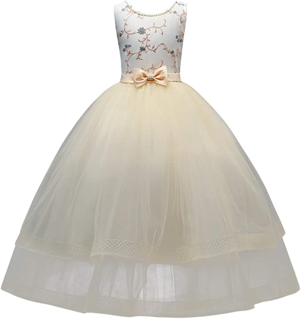 Infant Girls Sale special price Genuine Free Shipping Lace Flower Princess Party Dress Wedding Me Evening