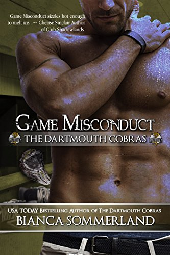 GAME MISCONDUCT (The Dartmouth Cobras Book 1) (English Edition)