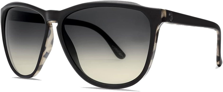 Electric Encelia Women's Sunglasses Black Tortoise with Ohm Black Gradient Lens