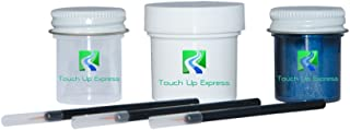 Touch Up Express Paint for Toyota FJ Cruiser 8T6 Voodoo Blue 1oz Combo Touch Up Kit for Car Auto Truck