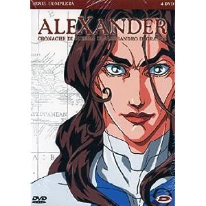 Alexander Cronache Di Guerra Di Alessandro (Box 4 Dvd)
