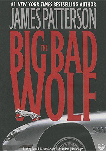The Big Bad Wolf: Library Edition (Alex Cross Series, 9)