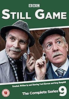 Still Game - The Complete Series 9
