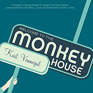 Welcome to the Monkey House cover art