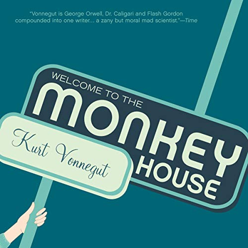 Couverture de Welcome to the Monkey House