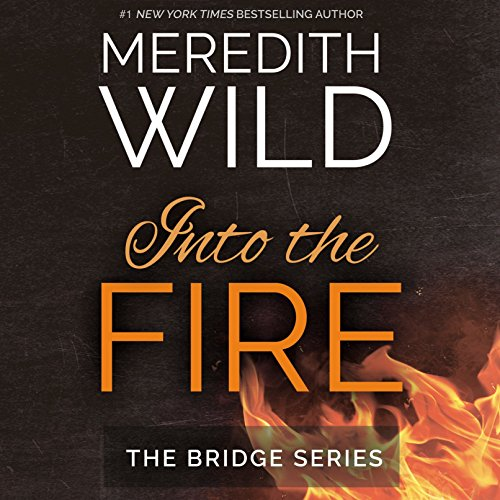 Into the Fire audiobook cover art