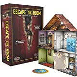 dark box with escape the room game inside