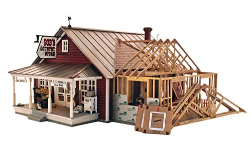 Woodland Scenics 5894 O Kit Country Store Expansion