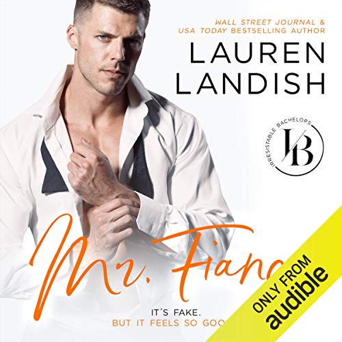 Mr. Fiancé audiobook cover art