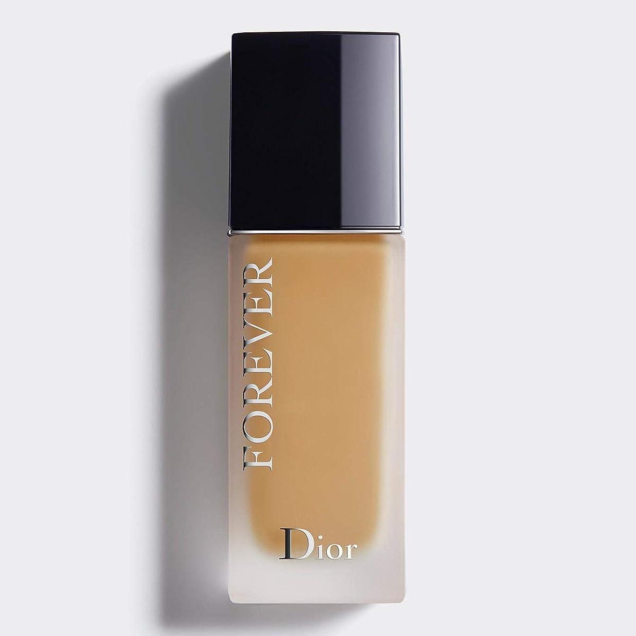くるくるフレッシュアブストラクトクリスチャンディオール Dior Forever 24H Wear High Perfection Foundation SPF 35 - # 3WO (Warm Olive) 30ml/1oz並行輸入品