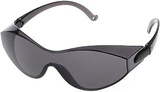 e007072850 Gafas de seguridad antivaho resistente al polvo y a los golpes negro