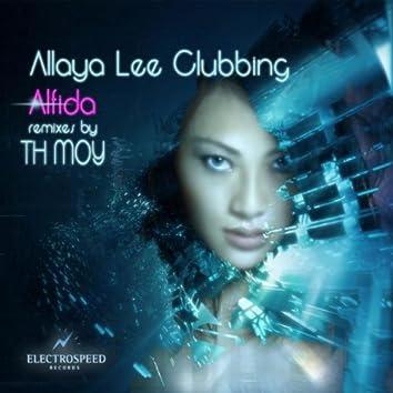 Allaya Lee Clubbing