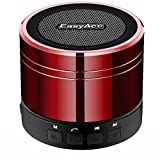 EasyAcc Mini Portable Bluetooth 4.0 Lautsprecher Speaker mit Multifunktions (FM Radio, 3,5 mm Audio,...