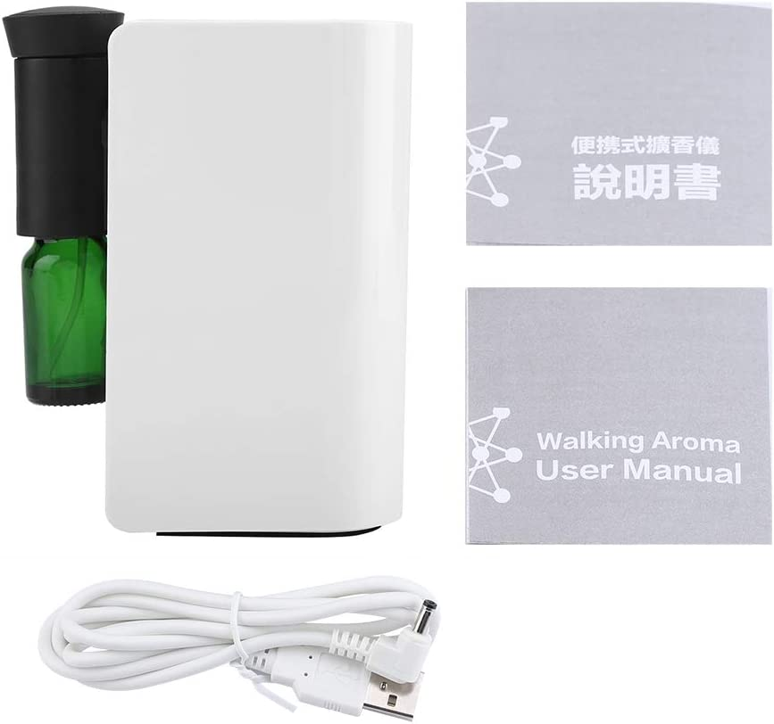 Essential Oil Max 69% OFF Machine USB Rechargeable List price 100ML Convenient for Home