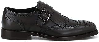 Tod's Homme XXM0XR0Y630D9CV805 Vert Cuir Chaussures À Boucles