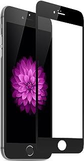 Apple iPhone 7 Plus / 8 Plus Screen Protector Glass Full Glue Edge To Edge Screen Guard for Apple iPhone 7 Plus / 8 Plus (Black) by Nice.Store.UAE