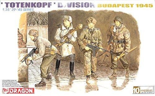 Dragon 1/35 SS Totenkopf Div.Budapest 1945 - 6178