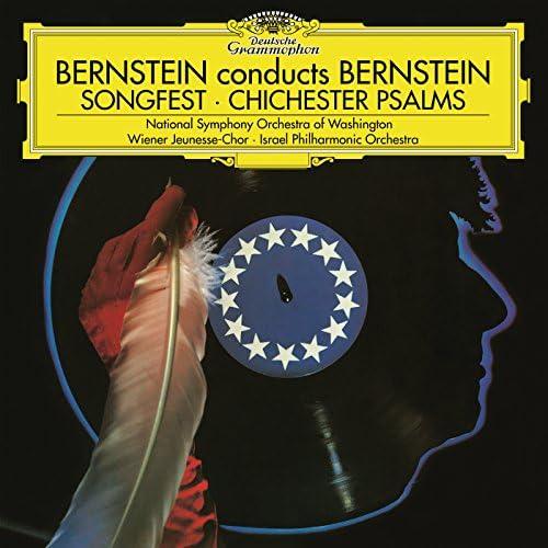 National Symphony Orchestra Washington, Israel Philharmonic Orchestra, Leonard Bernstein & Wiener Jeunesse-Chor
