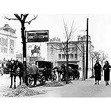 Wee Blue Coo Belgrade Vintage History Old BW Art P