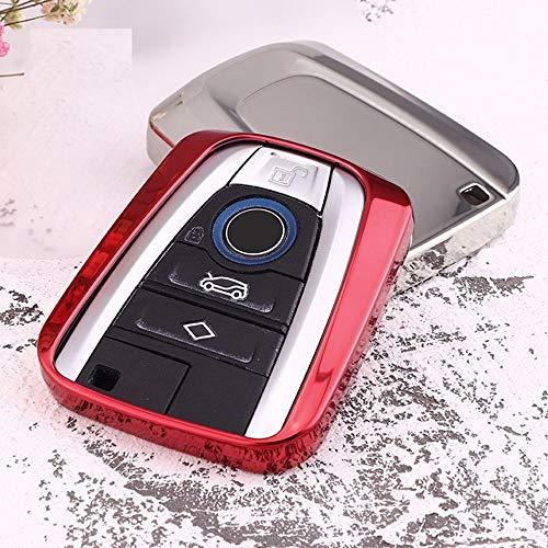 XLTWKK Car Styling Key Shell Llavero Anillo Accesorios TPU Car Key Case...