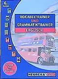 Vokabel- und Grammatiktrainer Englisch Klasse 6 -